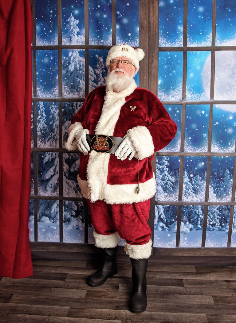 Santa Brian B Standing