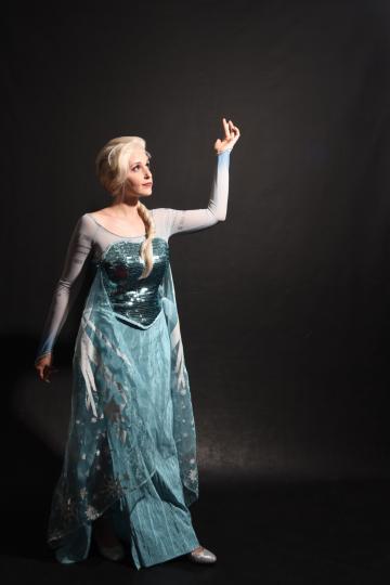 Frozen Princess 1